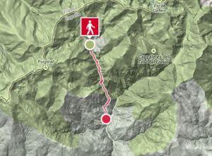 Val de Nuria vers Queralbs
