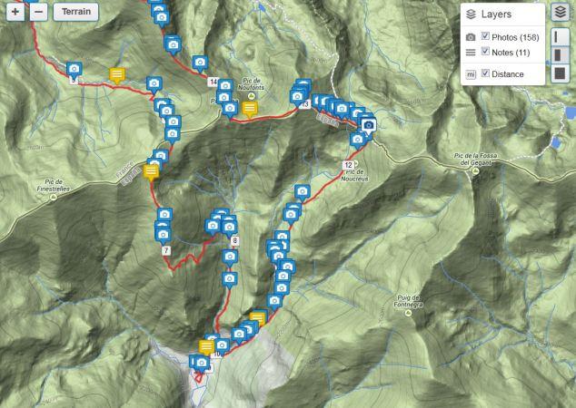Randonnée Eyne - Val de Nuria