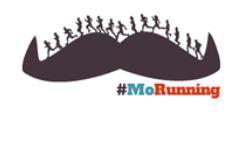 Mo Running Stache