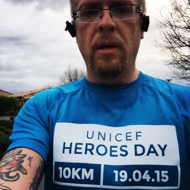 #unicefheroesday #runinfrance