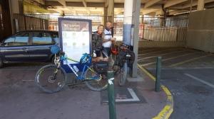 Départ Gare de Toulouse Matabiau