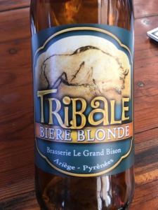 Bière La Tribale made in Ariège